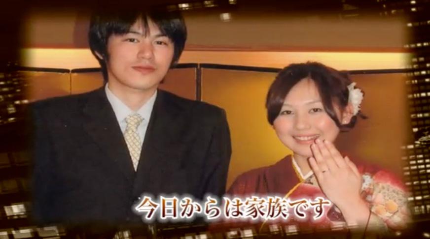 結婚披露宴プロフィールビデオ生い立ちムービー