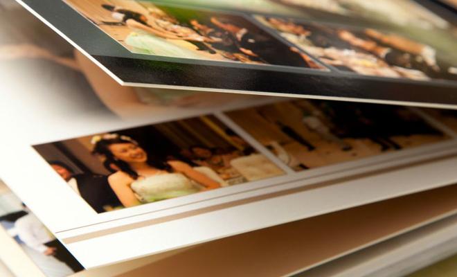 披露宴の写真がたくさん使えるデザインアルバム制作