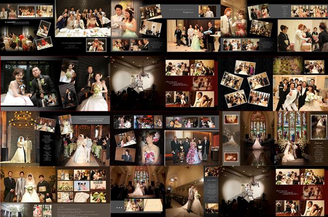 結婚式・披露宴のアルバム作成の納期