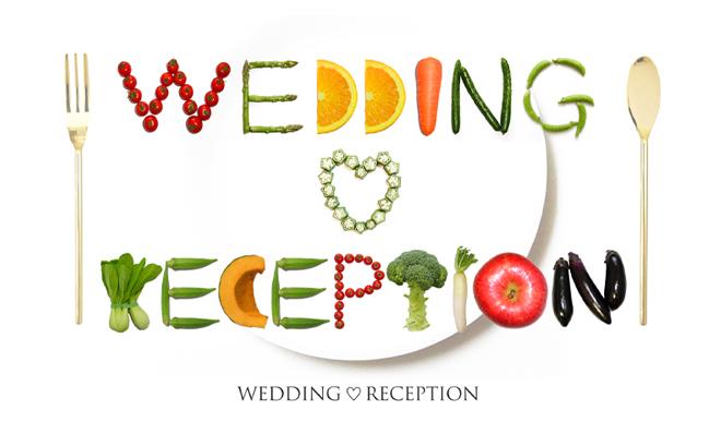 野菜と果物で作った文字フォント
