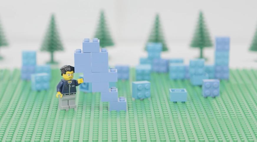 プロフィールムービーLEGO(レゴ)