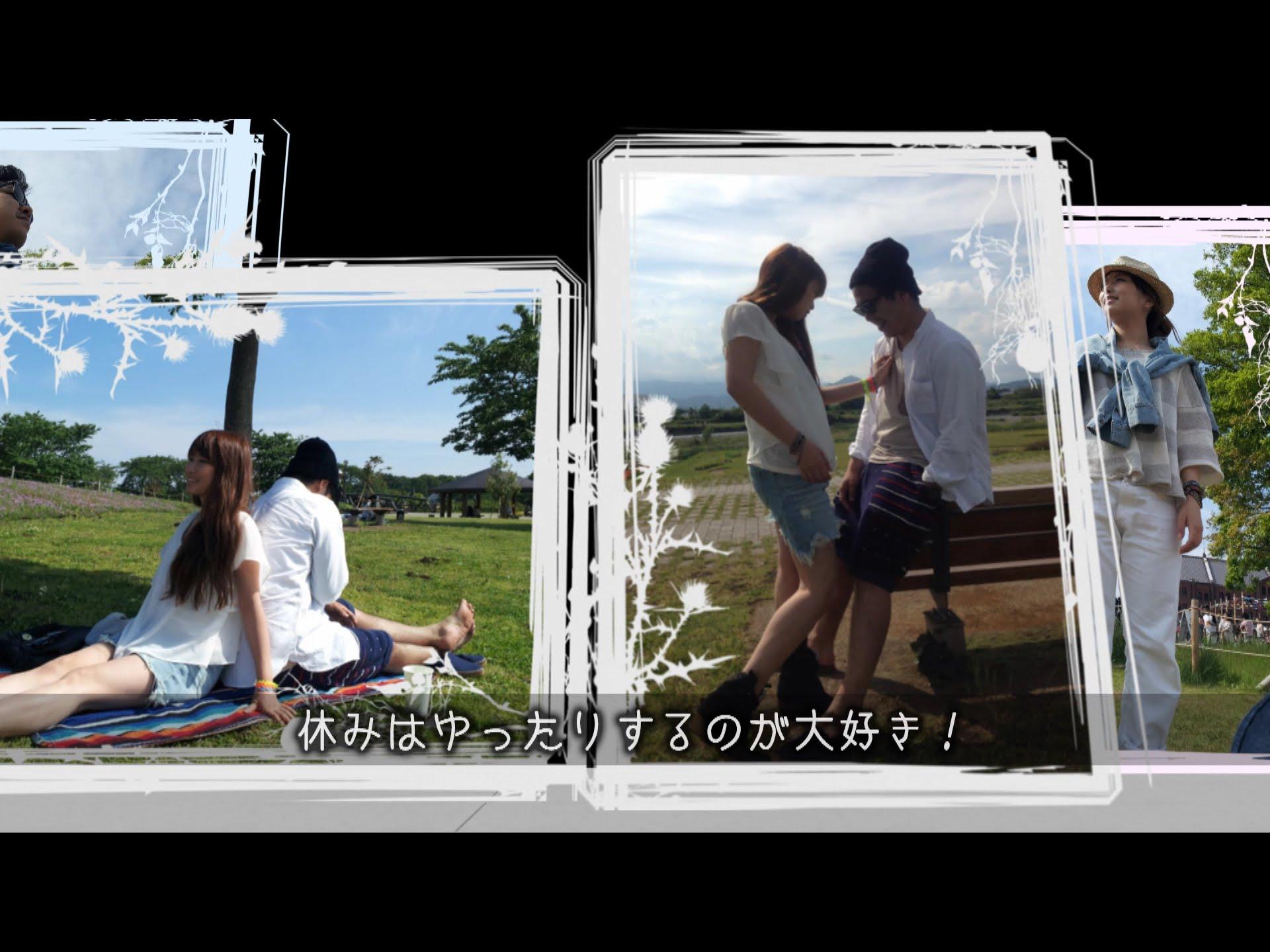 【紹介】再現映像やモザイクアートなど盛りだくさんな結婚式プロフィールビデオ/ひまわりの約束/秦基博