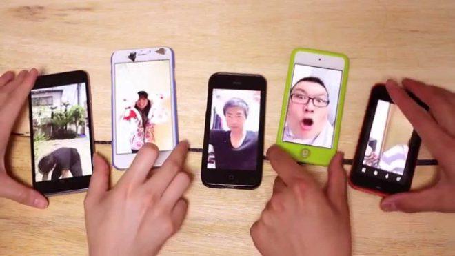 【紹介】スマホを使った面白い演出が目を引く余興メッセージ映像!