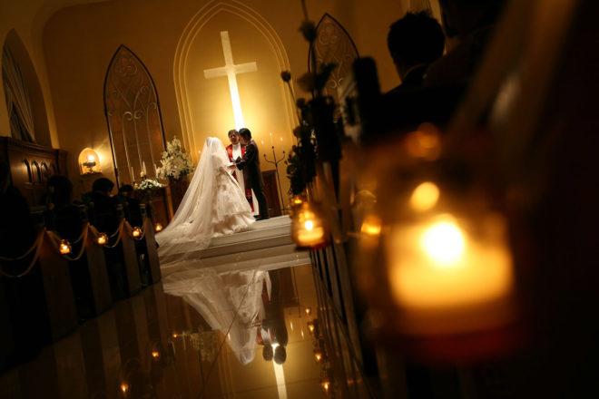 結婚式・披露宴の当日スチール撮影